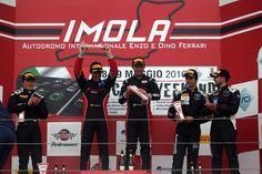 CIGT 2016: Filipe Albuquerque sabe o que tem que fazer para vencer em Imola