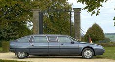 Sans titre 2 Citroën CX Prestige Turbo II Limousine Tissier : En souvenir dErich