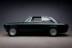 gentlecar:  1967 Alfa Romeo Giulia Sprint Veloce