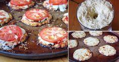 Najzdrowsza mini pizza z kalafiora - dla 12 osób w 30 min