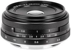im Test 2020 Meike Optics 19610001 Objektiv Sony E Mount Schwarz Sony E Mount, Wide Angle Lens, Lens Flare, Reflex Camera
