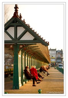 Blankenberge(Belgium) I went with my prep school aged 8.....amazing trip......I remember so much.............