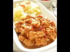 Krůtí maso s omáčkou - | Prostřeno.cz Risotto, Macaroni And Cheese, Ethnic Recipes, Food, Mac And Cheese, Essen, Meals, Yemek, Eten
