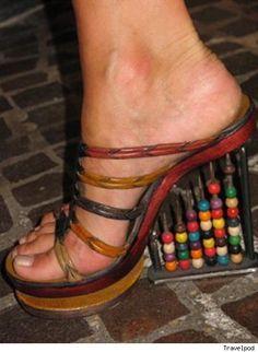 You never know when you're gonna need an abacus.
