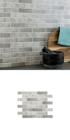 The stunning Stesso Pepper Stone Mosaic Tiles are made from glass and have a matt finish. There are 24 tiles per sheet and have a mixture of natural stone effect tiles to create a stunning effect for your home. Stone Mosaic Tile, Mosaic Tiles, Wall Spaces, Textured Walls, Natural Stones, Stuffed Peppers, Colours, Flooring, Shower
