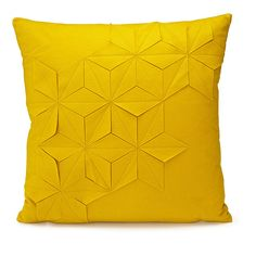 Geometric and Honeycomb Pillows (set of 2) $45