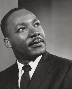 Martin Luther King Jr by YousufKarsh