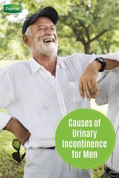 Thousands of American men experience unexpected bladder leaks on a daily basis. Check out this article to learn the common causes of urinary incontinence in men. Sometimes, something as simple as a change to your diet and exercise could help reduce your incontinence symptoms. Other times, it might be necessary to wear DependⓇ FIT-FLEX Underwear. This incontinence product offers discreet, reliable bladder protection that will help you stay dry all day long.