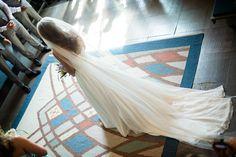 Wedding train, wedding dress, Swedish Wedding, Sala Sockenkyrka, wedding