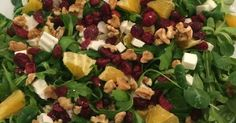 Ensalada con frutos secos Receta de recetaslu - Cookpad
