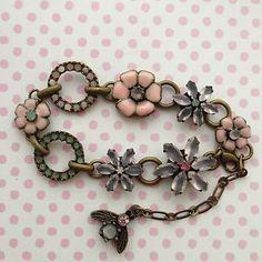 Les Nereides Paris - Flower Bracelet - Brand New - Perfect Condition