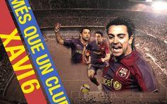 Xavi Hernandez Wallpaper Barcelona HD