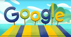 Google goes bananas for the 2016 Doodle Fruit Olympics