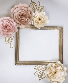 Crib wall decor, Large pink paper flowers, backdrops for weddings, events or home decor. Perfect for over the crib nursery decor Paper flower roses. These gorgeous rose type flowers will make any space look like a showplace. Use them as a backdrop or a photo area. Place in small groupings