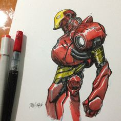 Dan Mora (@Danmora_c) | Twitter Marvel Comics, Marvel Heroes, Marvel Characters, Fictional Characters, Dan Mora, Art Of Dan, True Art, Drawing Challenge, Marker Art