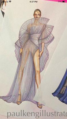 Fashion Drawing Tutorial, Fashion Figure Drawing, Fashion Drawing Dresses, Fashion Illustration Template, Fashion Illustration Dresses, Illustration Mode, Fashion Design Books, Fashion Design Sketchbook, Fashion Design Drawings