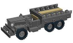 Image result for LEGO katyusha