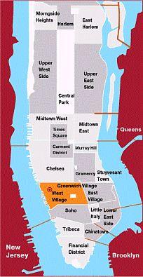 12 Best Manhattan Neighborhoods images