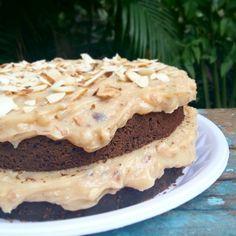 Naked Cake Funcional de Mix de Castanhas SEM Glúten e Lactose