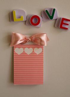 Life in Wonderland: Love Notes