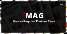 TheMag - Wordpress Magazine Theme with Paid Article Submission System and BuddyPress Support (Blog / Magazine) - http://creativewordpresstheme.com/themag-wordpress-magazine-theme-with-paid-article-submission-system-and-buddypress-support-blog-magazine/