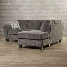 Found it at Wayfair.ca - Patterson Coda Rossa Chaise Sectional