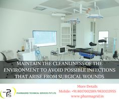 The primary reason for setting up modular O.Ts is to maintain the cleanliness of the environment to avoid possible infections that arise from surgical wounds. Contact: +91 8017002189 | 9051322674
