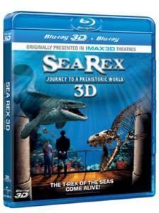 Sea Rex Journey To A Prehistoric World (3D + 2D Blu-ray) (2012)