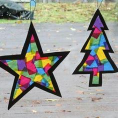 ideas for classroom Holiday Activities For Kids, Preschool Christmas Crafts, Santa Crafts, Holiday Crafts, Fun Christmas, Christmas On A Budget, Christmas Decorations, Christmas Ornaments, Cute Kids Crafts