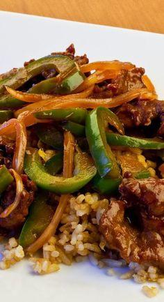 Weight Watchers Pepper Steak Recipe - 5 WW Smart Points
