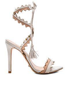 862a8dd59 Schutz Margo Heel in Pearl   Tanino II Pearls