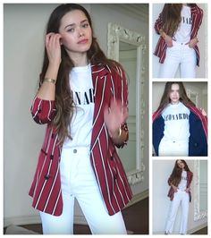 valeria lipovetsky lookbook #youtube #fashion #model