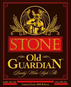 Stone Old Guardian Barley Wine