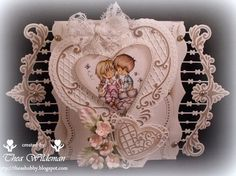 3d Cards, Easel Cards, Pop Up Cards, Cute Cards, Marianne Design Cards, Card Book, Die Cut Cards, Scrapbook Cards, Scrapbooking