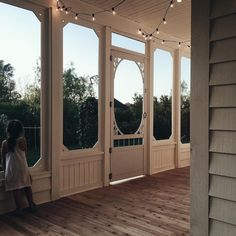 Love a good porch.                                                                                                                                                     More