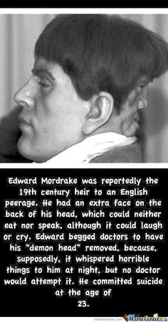 Edward Mordrake Edward Mordrake - Mom farts yoga class hilarious story embarrassing might send shivers spine