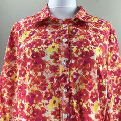 IZOD Women's Shirt XL Red | eBay