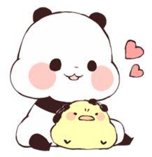 ✿ | ʏᴜʀᴜʀɪɴ ᴘᴀɴᴅᴀ | ✿ Chibi Panda, Panda Kawaii, Cartoon Panda, Kawaii Cute, Cute Panda Wallpaper, Bear Wallpaper, Panda Wallpapers, Cute Cartoon Wallpapers, Cute Kawaii Drawings