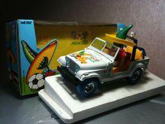 Jeep Piquè Mexico '86