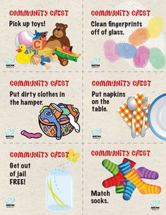 If your pre-schoolers leave their toys or games out, into Little Clutter Jail they (the toys, not the kids!) go!