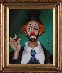 Red Skelton painting - web source - RENO