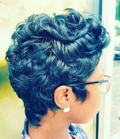 Super Pretty Hairstyles to Try This Year Dope Hairstyles, My Hairstyle, Short Black Hairstyles, Short Sassy Hair, Short Hair Cuts, Curly Hair Styles, Natural Hair Styles, Locks, Hair Affair