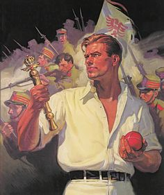 Doc Savage by Walter Baumhofer