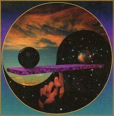 Yin/ Yang / Sacred Geometry <3