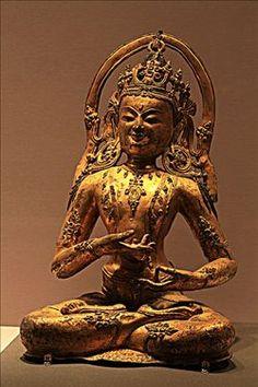 中国,佛像