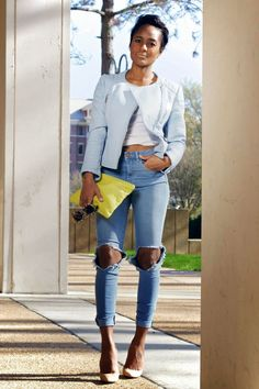 The Daileigh is a fashion blog featuring outfit ideas, fashion trends and personal style. The Daileigh provides inspiration through photos, ...