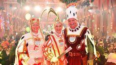 Karnevalssitzungen Köln, Karnevalssitzungen 2016