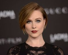 Evan Rachel Wood's so-cool short hairstyle