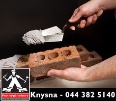 Whether you're building a storage facility for your organisation's headquarters or an entertainment area for your backyard, our #masonry department provides all the components required to prepare and construct your architectural design. Visit us or contact us on 044 382 5140. #PennypinchersKnysna