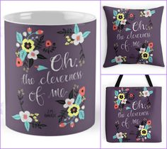 Check out the giveaway: http://www.withloveforbooks.com/2017/01/jm-barrie-quote-mug-pillow-tote-bag.html